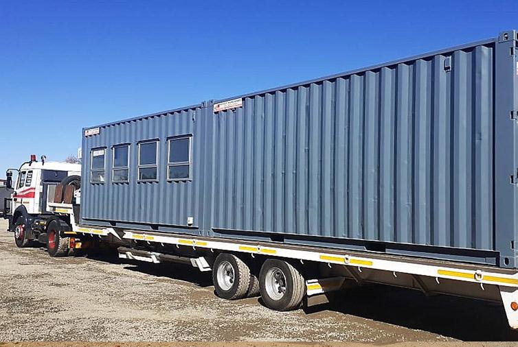 transport mobile units